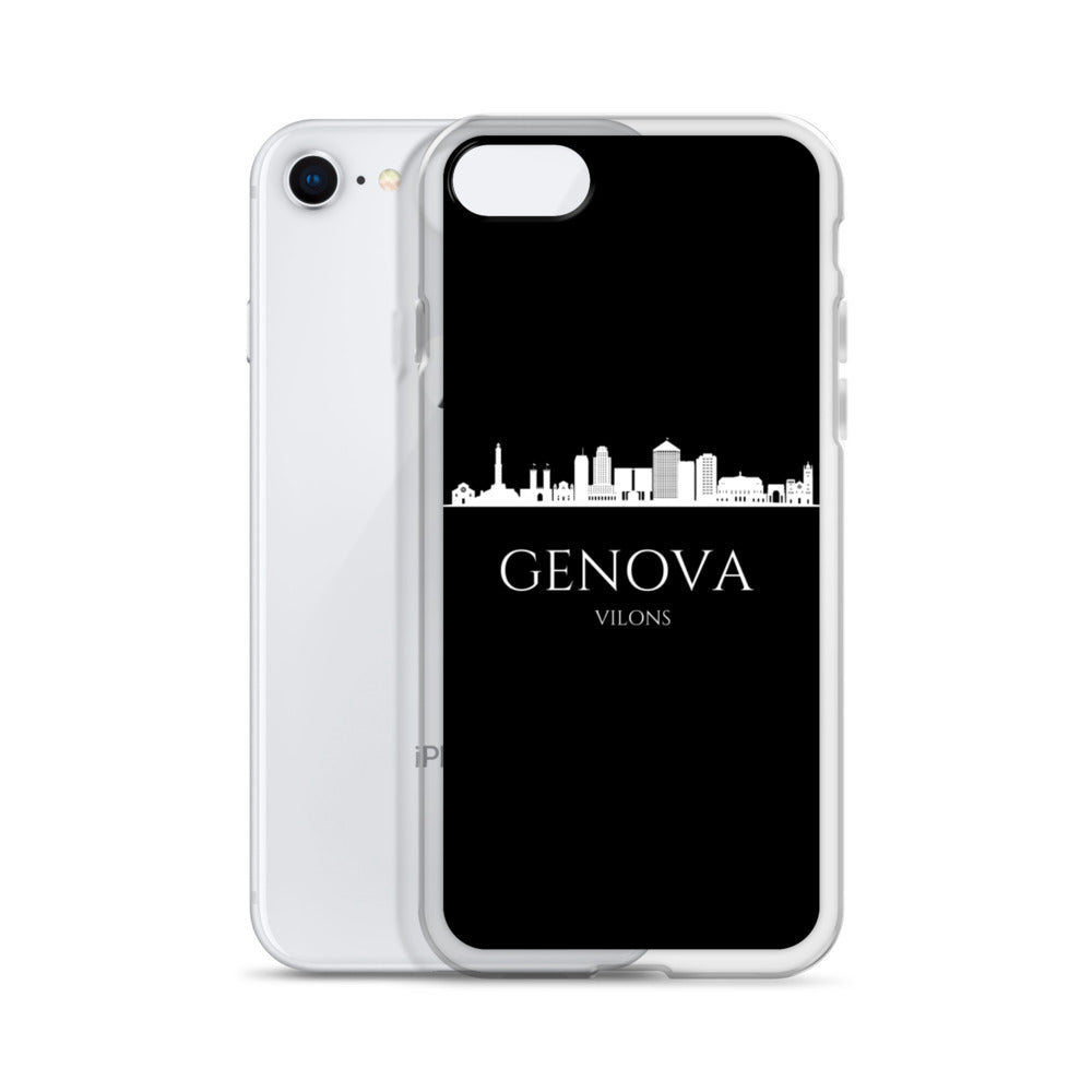 GENOVA DARK iPhone Case