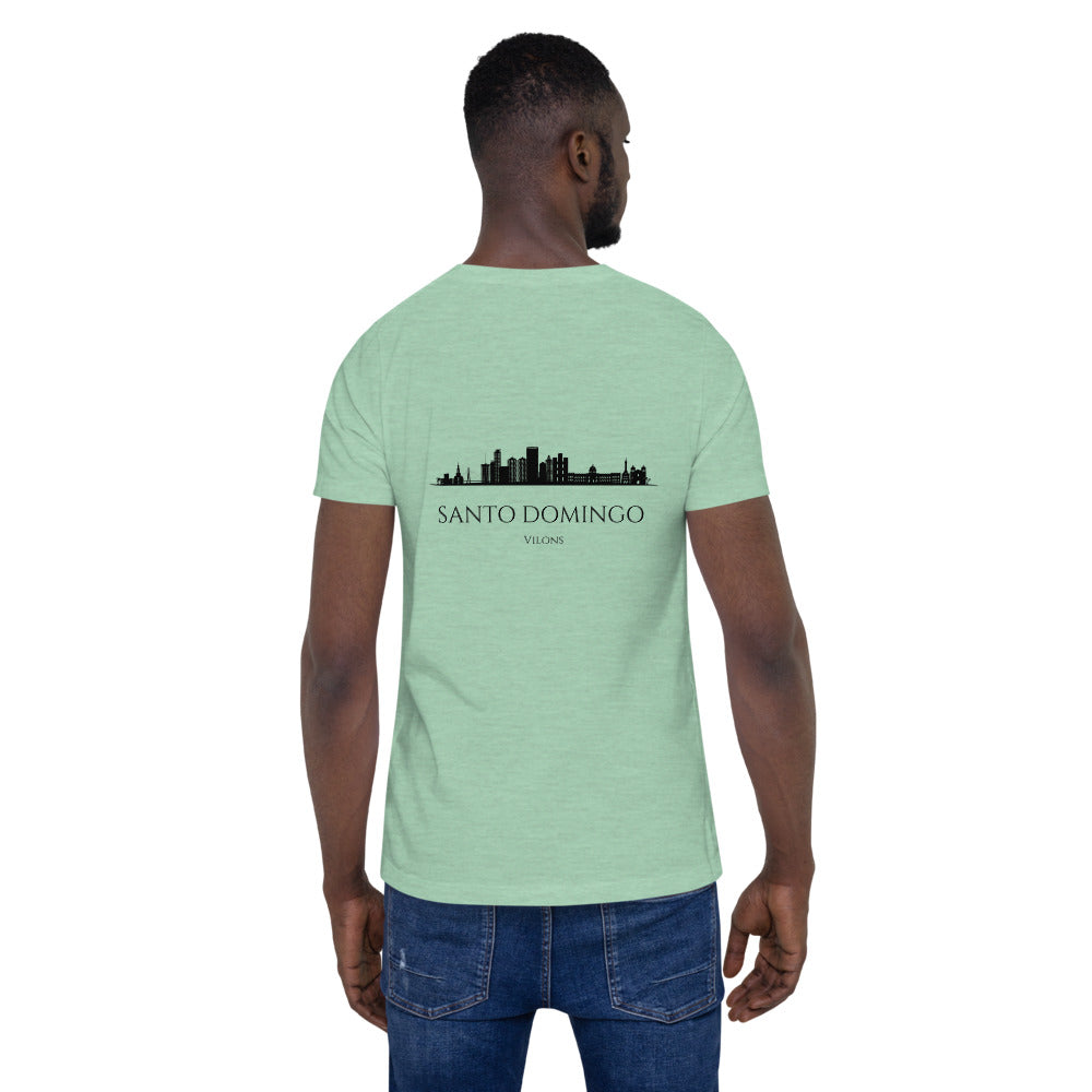 SANTO DOMINGO Short-Sleeve Unisex T-Shirt
