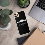 Load image into Gallery viewer, MADRID DARK iPhone Case