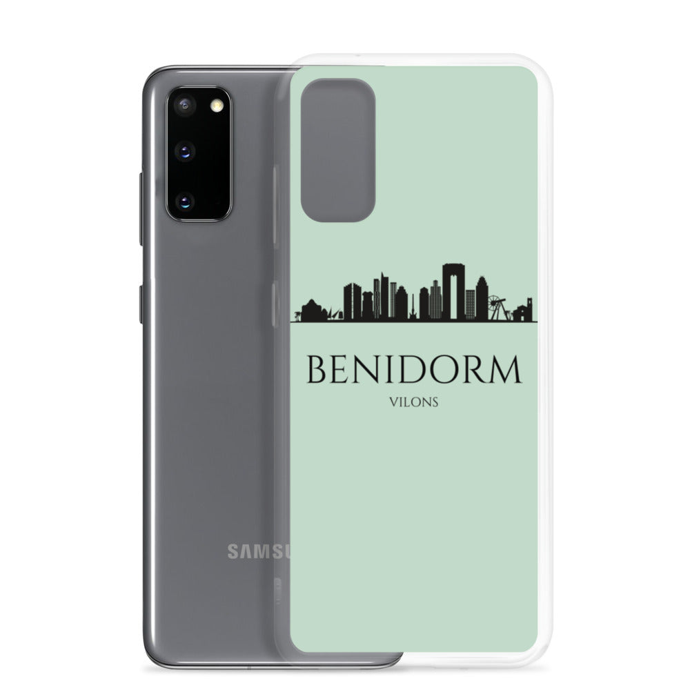 BENIDORM LIGHT BLUE Samsung Case