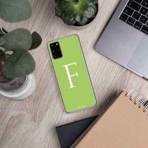 F GREEN Samsung Case