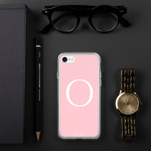 O PINK iPhone Case