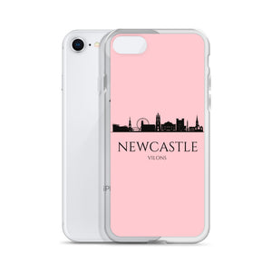 NEWCASTLE PINK iPhone Case
