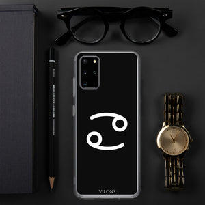 CANCER BLACK Samsung Case