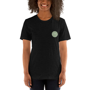 GENOVA DARK Short-Sleeve Unisex T-Shirt