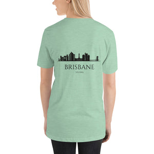BRISBANE Short-Sleeve Unisex T-Shirt