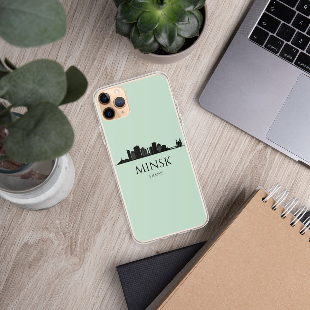MINSK GREEN iPhone Case
