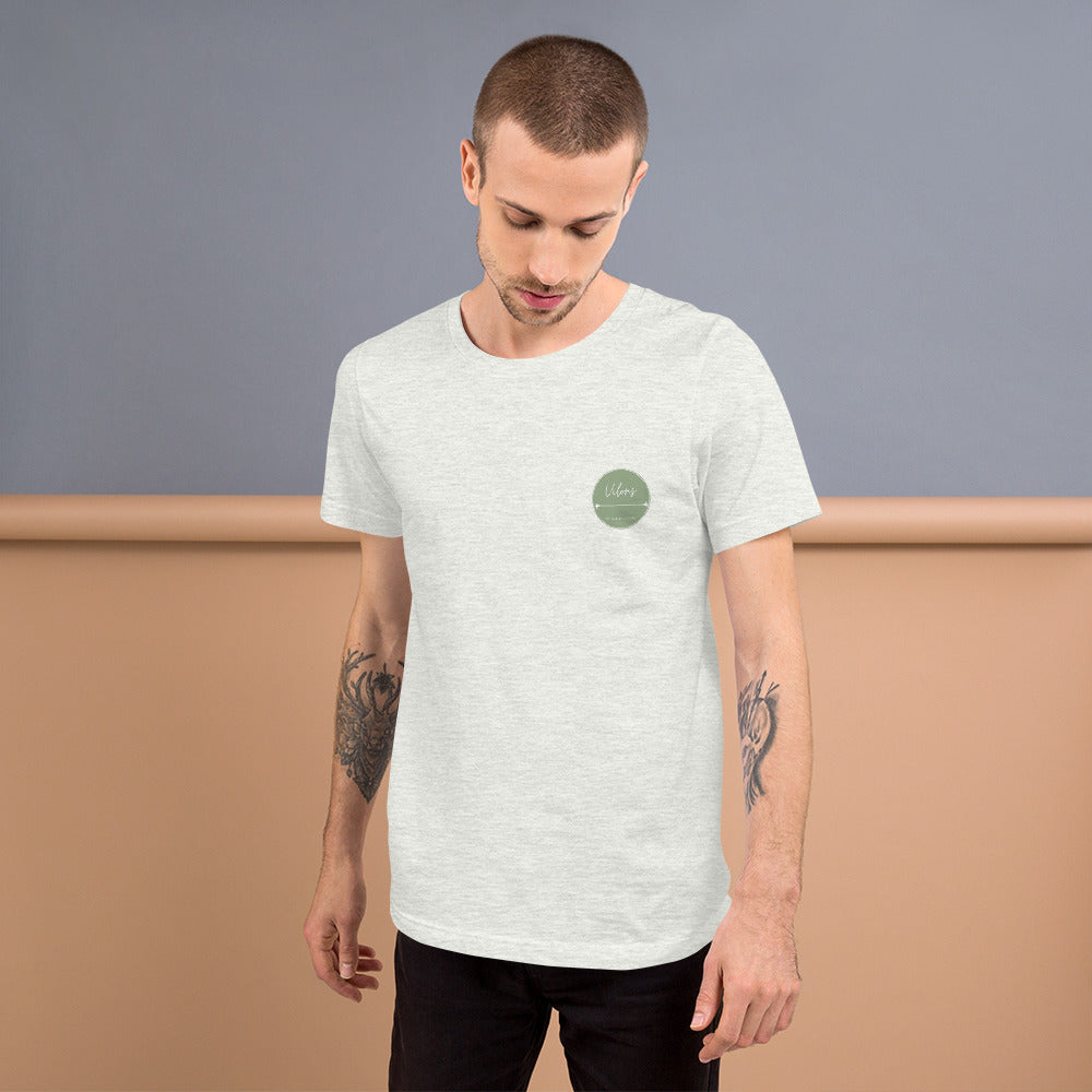 GENOVA Short-Sleeve Unisex T-Shirt