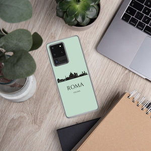ROMA LIGHT BLUE Samsung Case