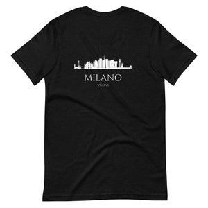 MILANO DARK Short-Sleeve Unisex T-Shirt