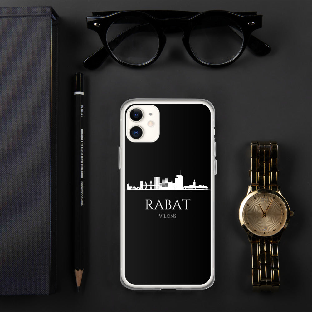 RABAT DARK iPhone Case