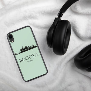 BOGOTA GREEN iPhone Case