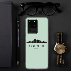 COLOGNE LIGHT BLUE Samsung Case