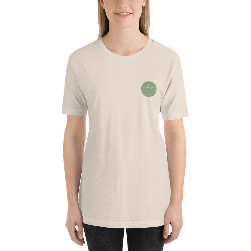 ATHENS Short-Sleeve Unisex T-Shirt