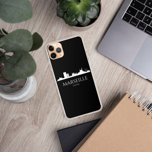 MARSEILLE DARK iPhone Case