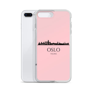 OSLO PINK iPhone Case