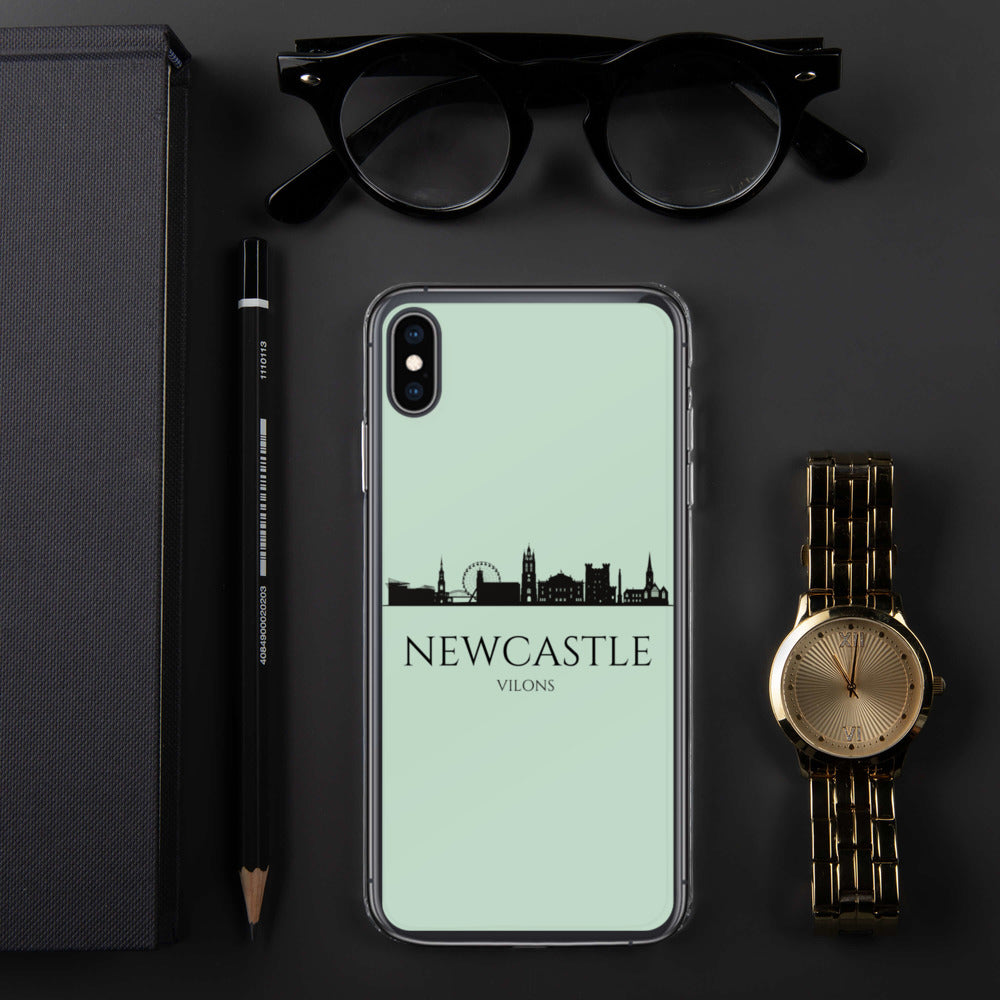 NEWCASTLE GREEN iPhone Case