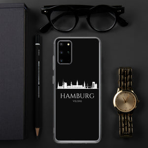 HAMBURG DARK Samsung Case