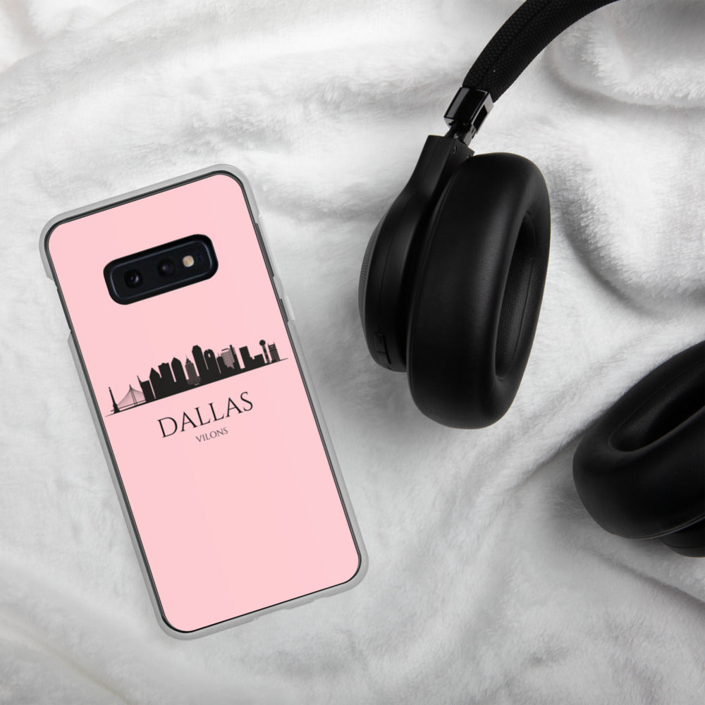 DALLAS PINK Samsung Case
