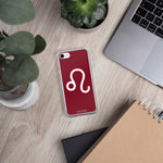 Load image into Gallery viewer, LEO RED iPhone Case