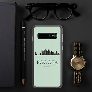BOGOTA LIGHT BLUE Samsung Case