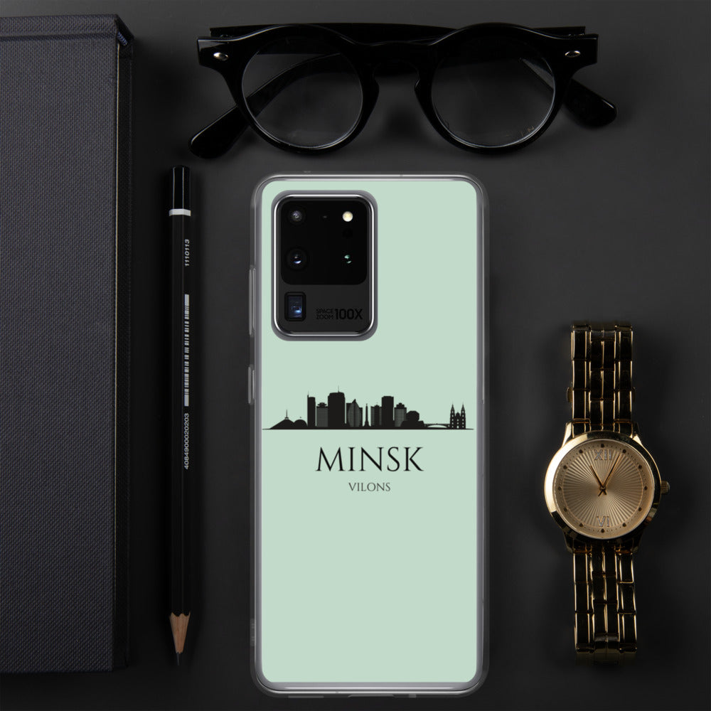 MINSK LIGHT BLUE Samsung Case