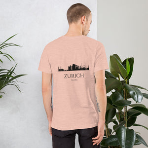 ZURICH Short-Sleeve Unisex T-Shirt
