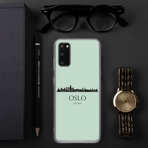 OSLO LIGHT BLUE Samsung Case