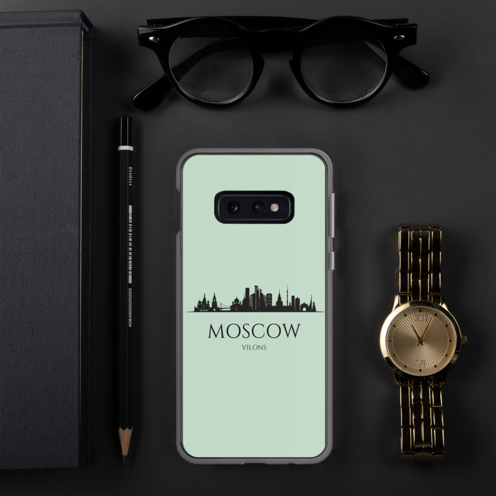 MOSCOW LIGHT BLUE Samsung Case