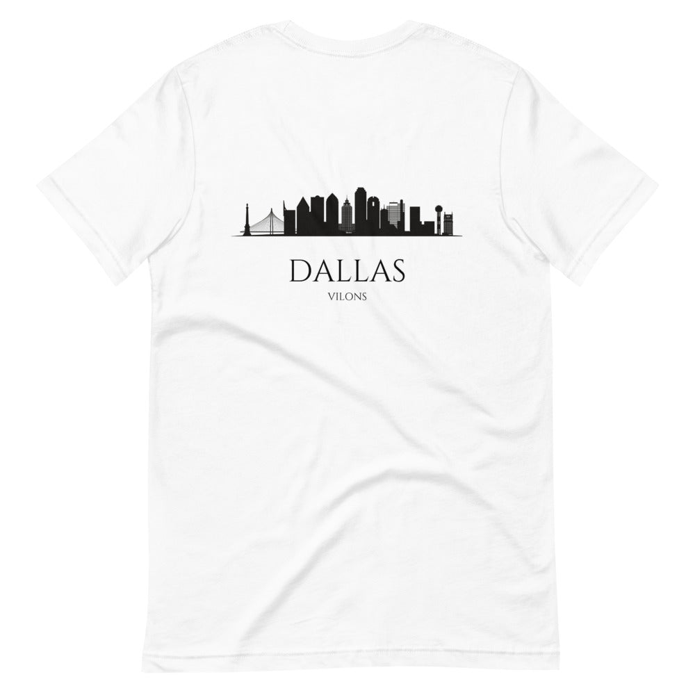 DALLAS Short-Sleeve Unisex T-Shirt