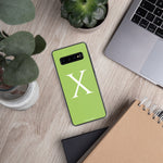Load image into Gallery viewer, X GREEN Samsung Case