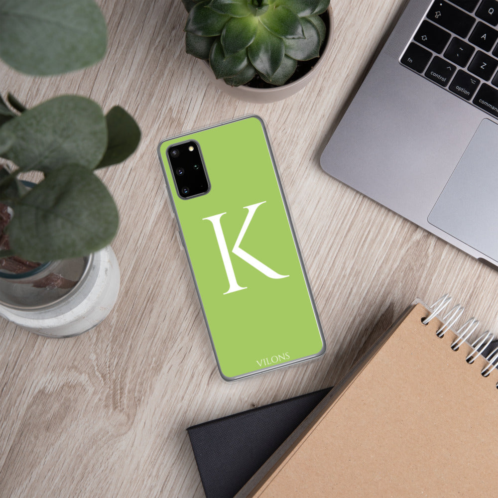 K GREEN Samsung Case