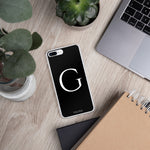 Load image into Gallery viewer, G BLACK iPhone Case
