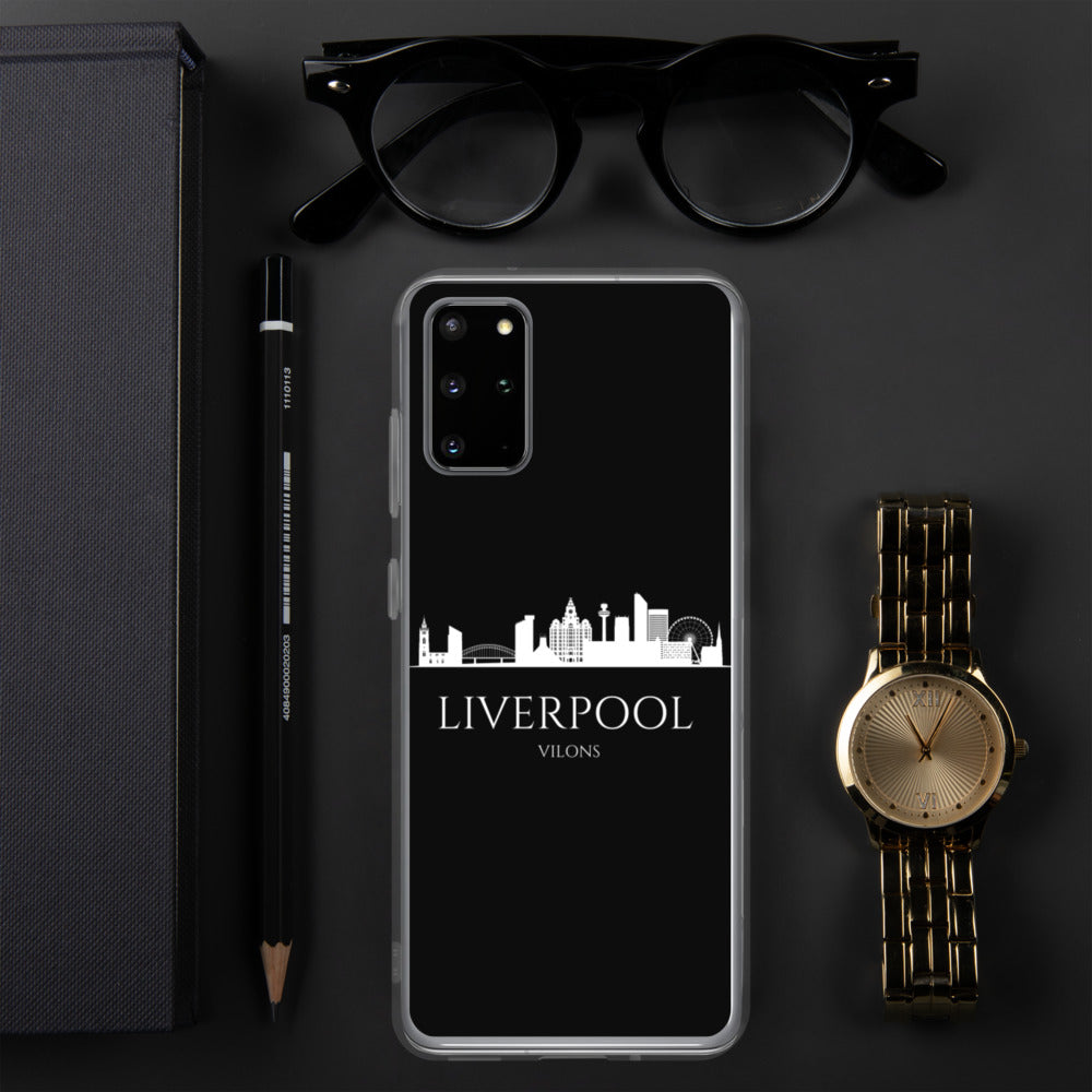 LIVERPOOL DARK Samsung Case