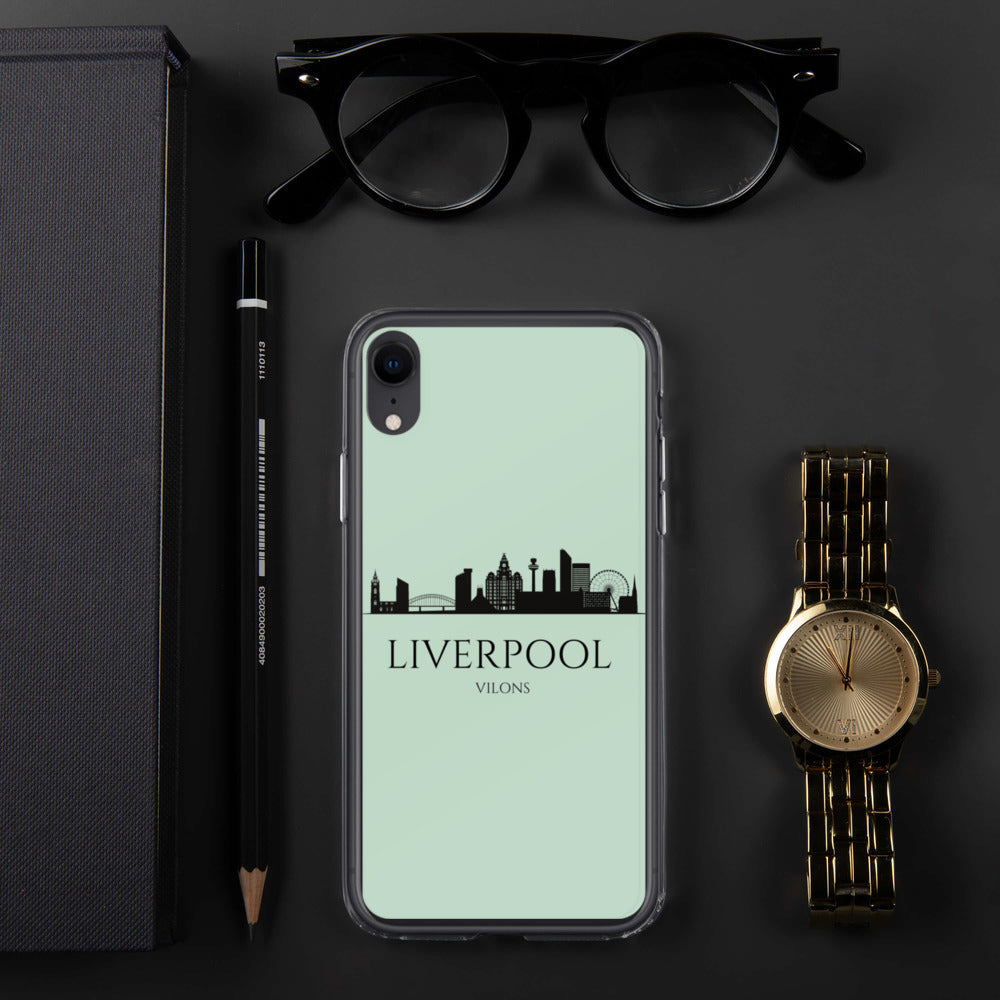 LIVERPOOL GREEN iPhone Case