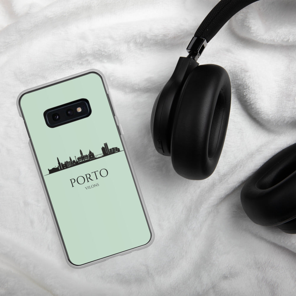 PORTO LIGHT BLUE Samsung Case