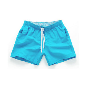 Stylish Men's Short Swimsuit