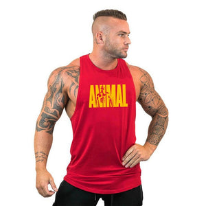 Men's Animal Gym T-shirt