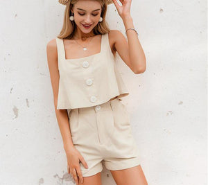 Simplee Casual Two-piece Suite