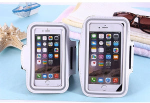 Running Touch Screen Armband Bag