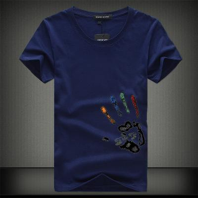 Men's Casual Hand T-shirt