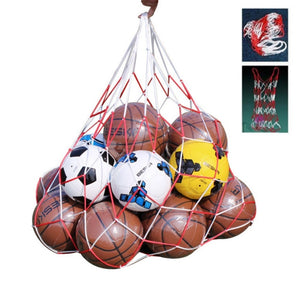 Outdoor sporting Soccer Net 10 Balls Carry