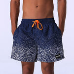 Load image into Gallery viewer, ESCATCH Swim Shorts Palms