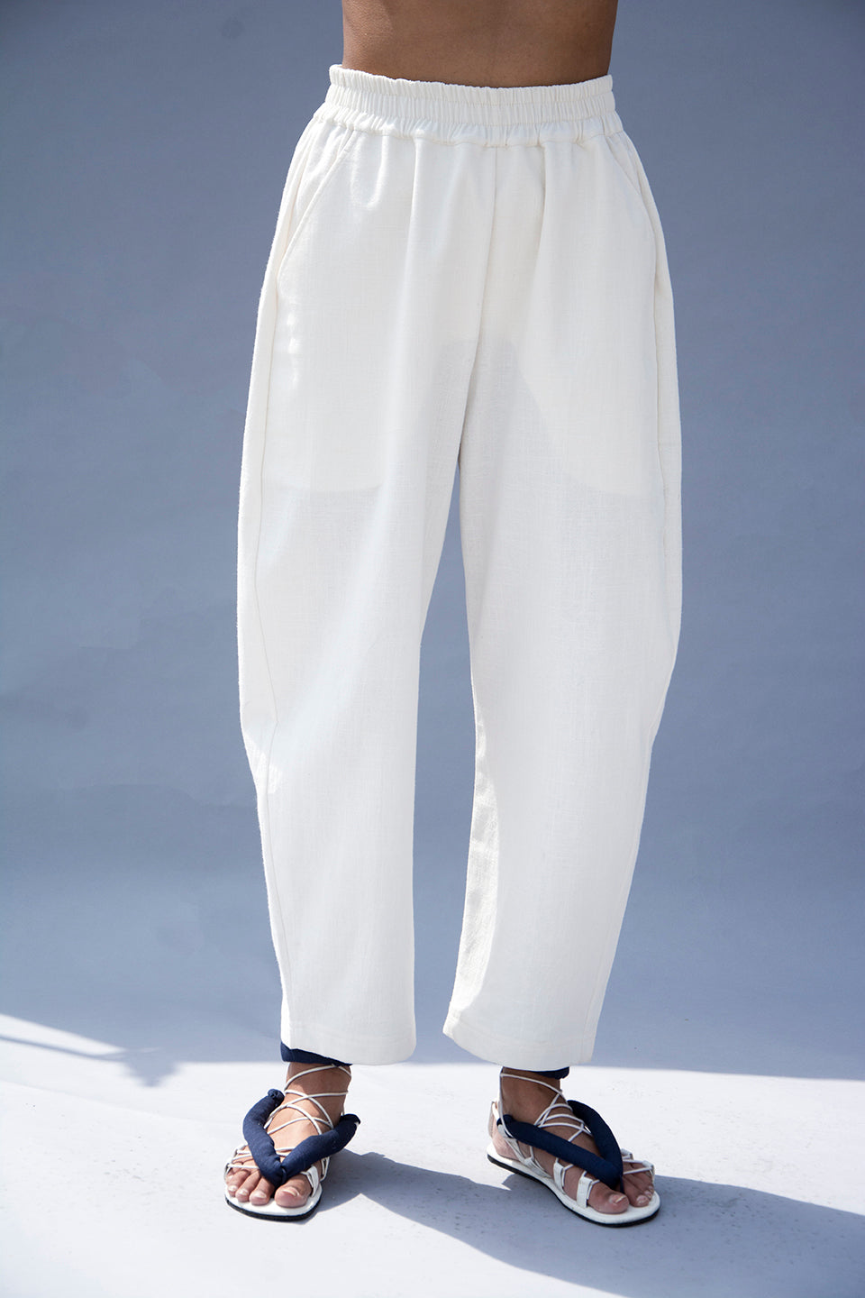 Easy Cotton Trousers