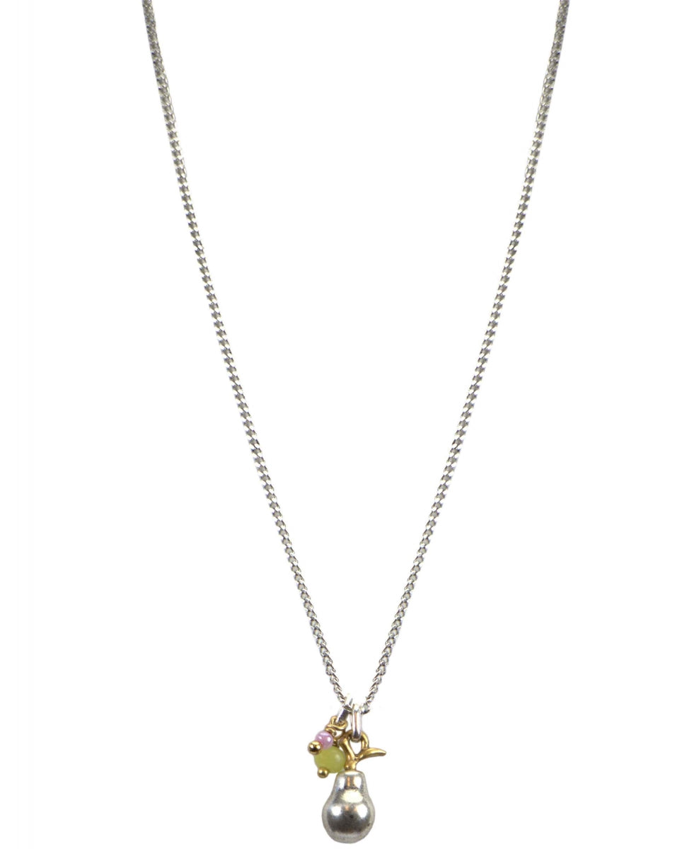 Hultquist 04575 BI Pear Necklace