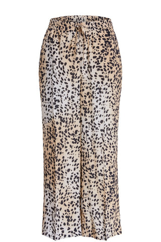 Set Cheetah print culottes 69395