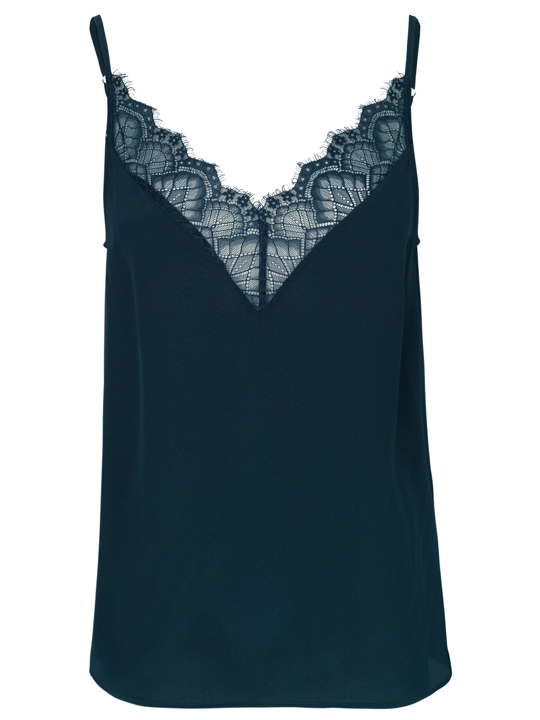 Rosemunde 6677 Strap top in Navy