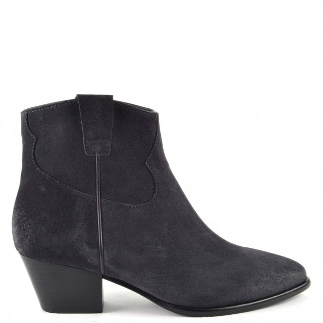 Ash Houston Boot in Midnight