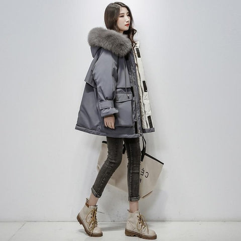 Cozy Stylish Parka