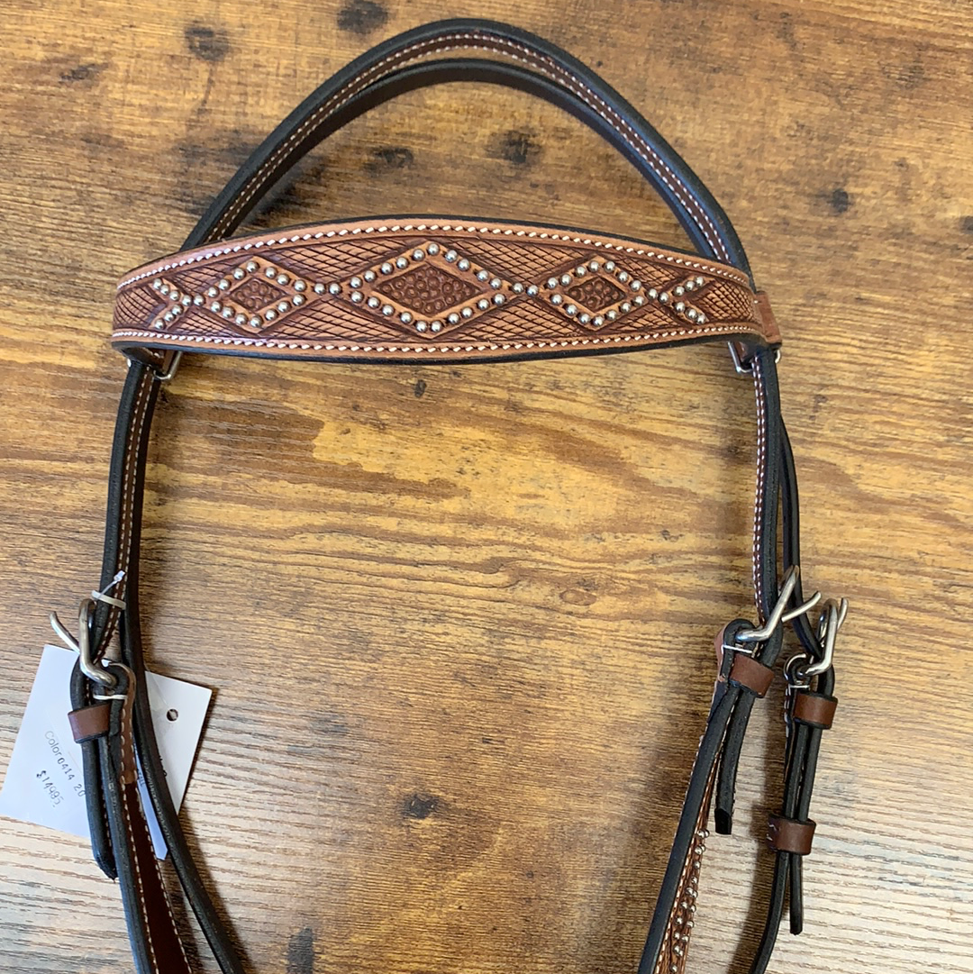 True North Diamond Headstall